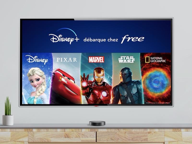 free disney 2020 - Disney+ gratuit chez Free pendant 6 mois