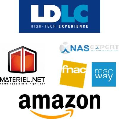 logo revendeurs 2020 - NAS 2020 - Guide d'achat et comparatif serveurs