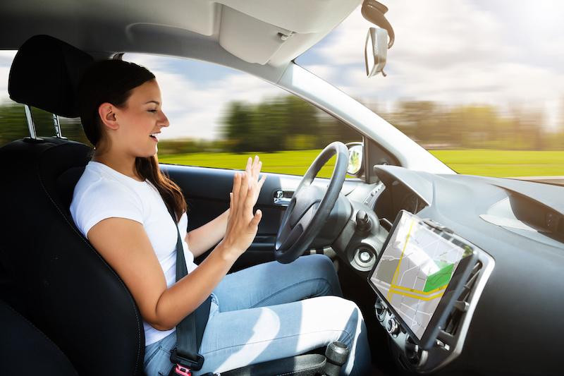 main libre voiture - Véhicule autonome... en France et ailleurs