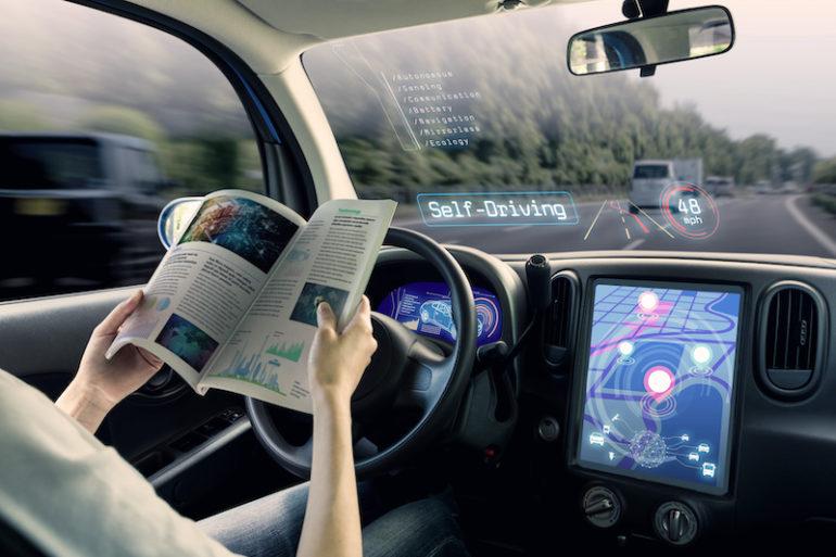 vehicule autonome 770x513 - Véhicule autonome... en France et ailleurs