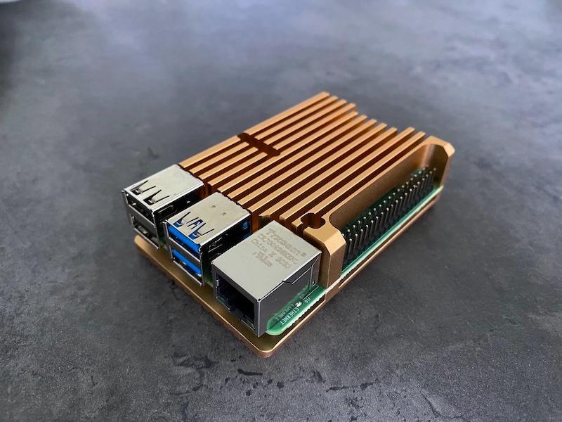 Raspberry Pi 4  2021 - Raspberry Pi 4 : boitier, température et Wi-Fi