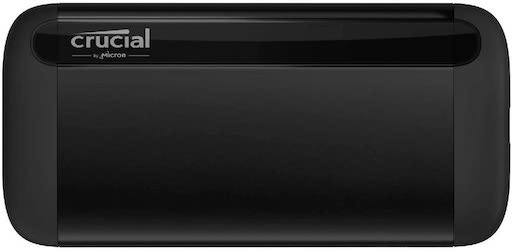 crucila X8 - Soldes hiver 2021 : Notre sélection des meilleurs produits (NAS, SSD, disque dur...)