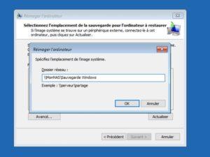 dossier reseau 300x225 - Sauvegarder une image système de Windows sur un NAS Synology, QNAP... (Ghost)