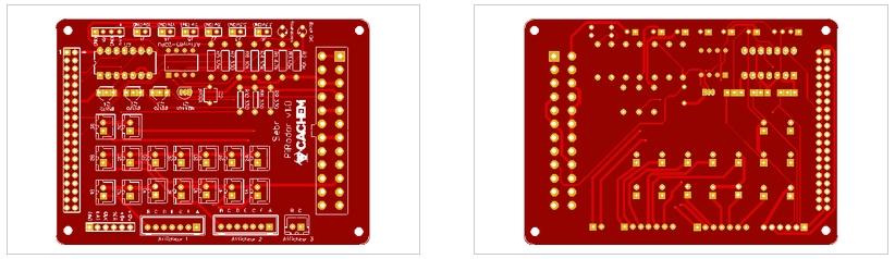eda pcb 25 - Créer un circuit imprimé facilement avec EasyEDA et JLCPCB