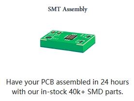 eda pcb 27 - Créer un circuit imprimé facilement avec EasyEDA et JLCPCB