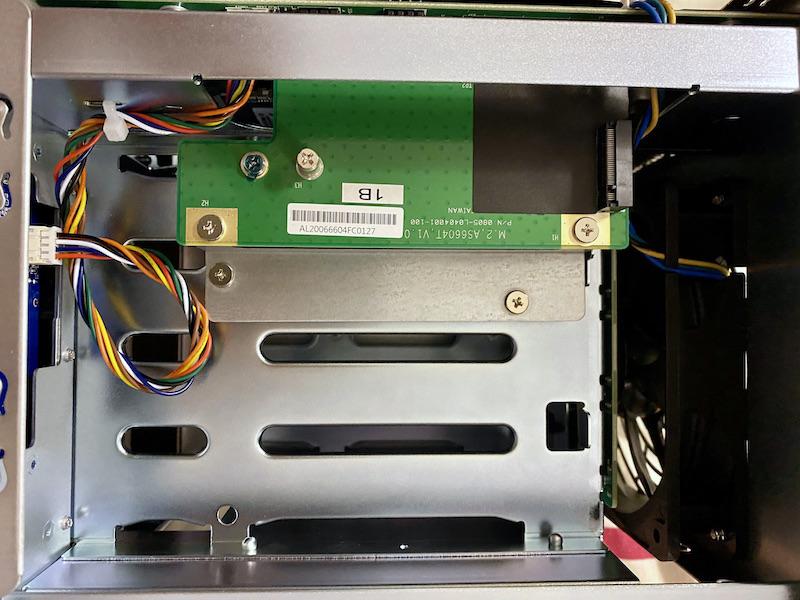 AS6604T NVMe 2021 - NAS - Test ASUSTOR AS6604T : 4 baies et Multi-Gig