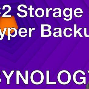 Synology C2 Storage 293x293 - Synology C2 Storage et mise en place sur votre NAS