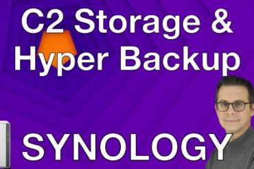 Synology C2 Storage 370x247 - Synology C2 Storage et mise en place sur votre NAS