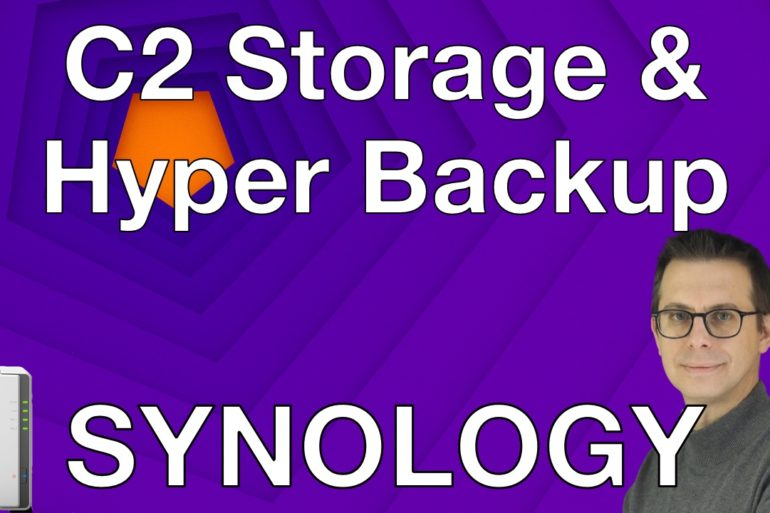 Synology C2 Storage 770x513 - Synology C2 Storage et mise en place sur votre NAS