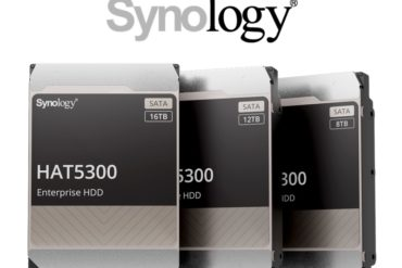 Synology HAT5300 2021 370x247 - Synology lance ses disques HAT5300 : 8 To, 12 To et 16 To