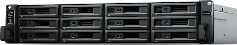 Synology RS3621RPxs 2021 - Synology annonce 3 nouveaux NAS RackStations : RS4021xs+, RS3621xs+ et RS3621RPxs