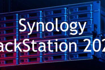 Synology rackstation 2021 370x247 - Synology annonce 3 nouveaux NAS RackStations : RS4021xs+, RS3621xs+ et RS3621RPxs