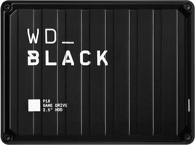 WD Black P10 - Fin de soldes hiver 2021...