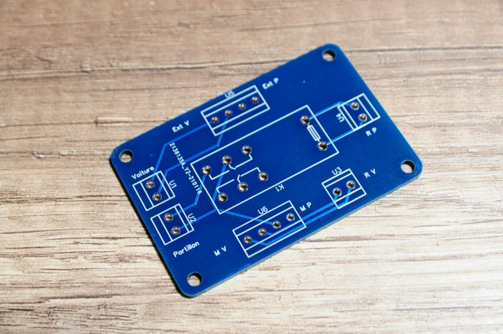 eda pcb 34 - Créer un circuit imprimé facilement avec EasyEDA et JLCPCB