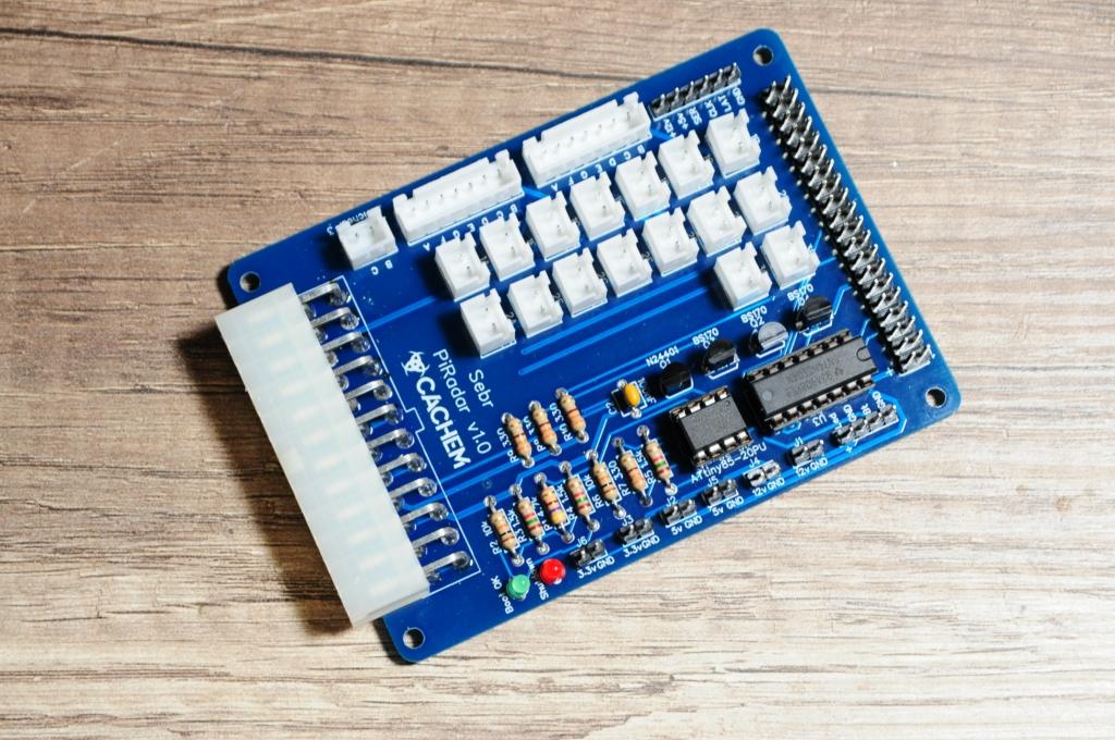 eda pcb 35 - Créer un circuit imprimé facilement avec EasyEDA et JLCPCB