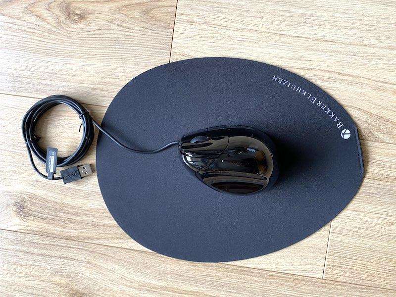 souris vertical - Kit de télétravail BakkerElkhuizen à partir de 192€...