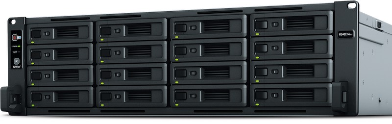synology rs4021xs 2021 - Synology annonce 3 nouveaux NAS RackStations : RS4021xs+, RS3621xs+ et RS3621RPxs