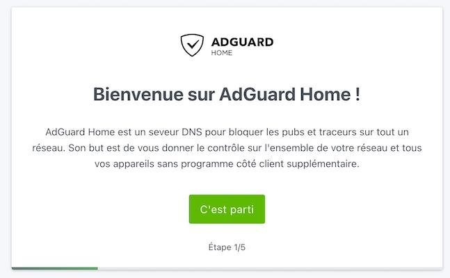 AdGuard synology sans docker - AdGuard Home sur un NAS Synology (sans Docker)