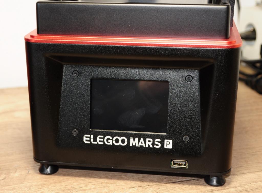 Elegoo mars p 13 - Impression 3D SLA avec Elegoo Mars Pro
