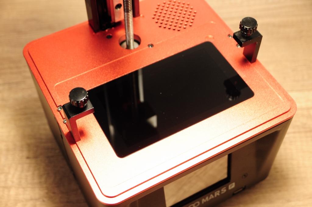 Elegoo mars p 20 - Impression 3D SLA avec Elegoo Mars Pro