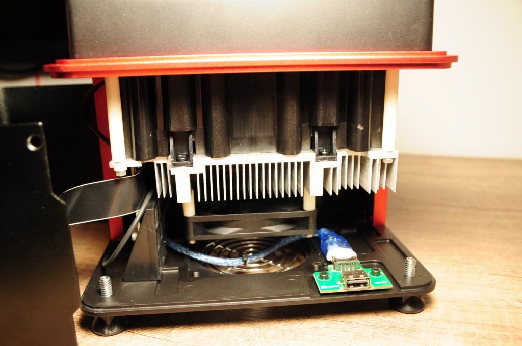 Elegoo mars p 23 - Impression 3D SLA avec Elegoo Mars Pro