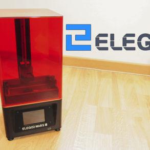 Elegoo mars p 32 293x293 - Impression 3D SLA avec Elegoo Mars Pro