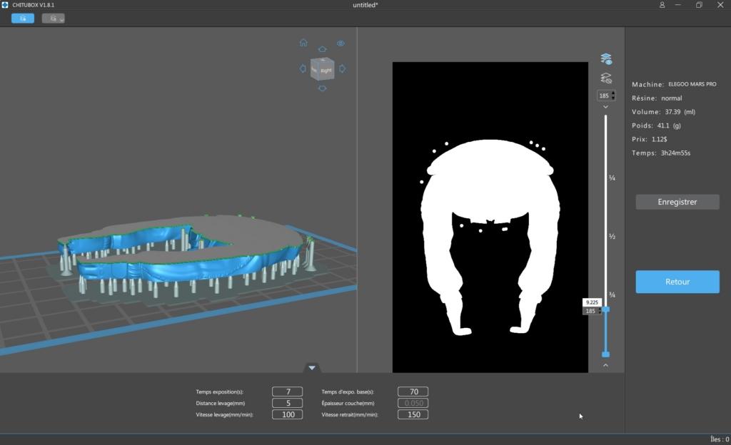 Elegoo mars p 34 - Impression 3D SLA avec Elegoo Mars Pro