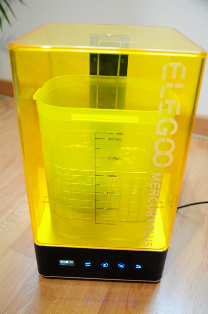Elegoo mars p 42 - Impression 3D SLA avec Elegoo Mars Pro