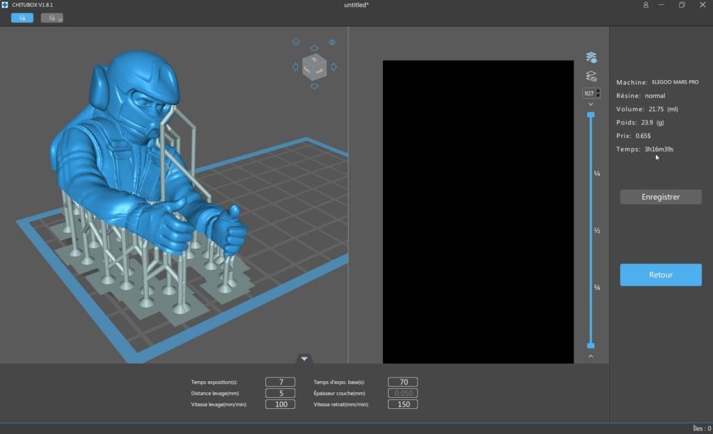 Elegoo mars p 50 - Impression 3D SLA avec Elegoo Mars Pro