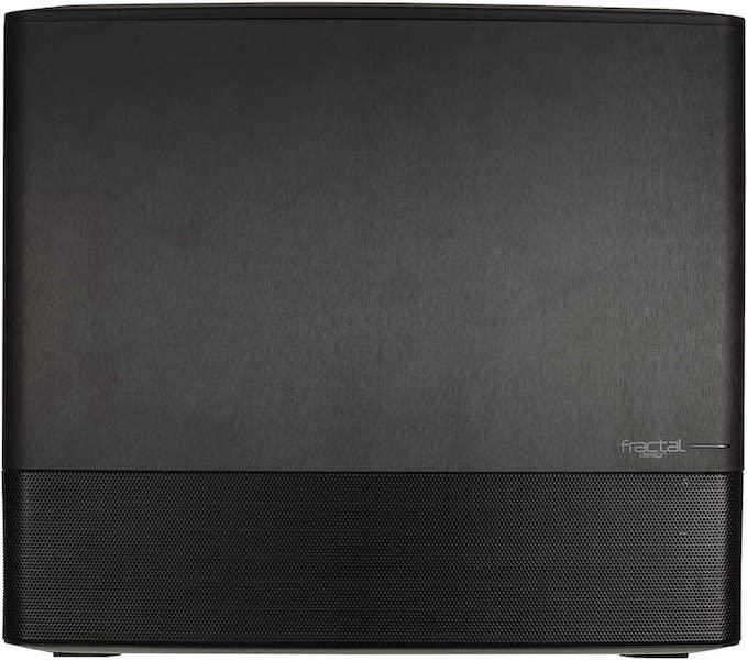 Fractal Design Node 804 - NAS DIY 4 baies à 300€ : Plex, 4K, Docker, virtualisation...