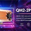 QNAP QM2 2P2G2T 2021 100x100 - QNAP QM2-2P2G2T : Carte réseau 2.5GbE avec emplacements SSD M.2