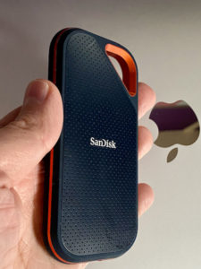 SanDisk Extreme Pro Portable SSD 1 To 225x300 - Test SanDisk Extreme Pro Portable SSD 1 To (2e génération)