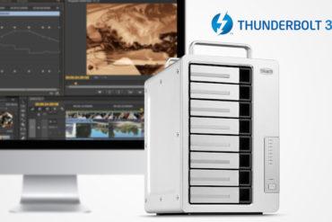 TerraMaster D8 Thunderbolt 3