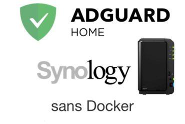 adguard home synology 370x247 - AdGuard Home sur un NAS Synology (sans Docker)