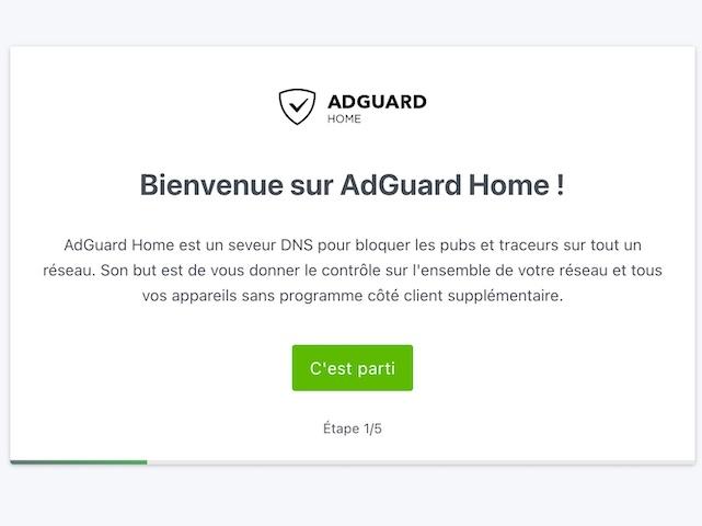 bienvenue AdGuard Home synology - AdGuard Home sur un NAS Synology (avec Docker)