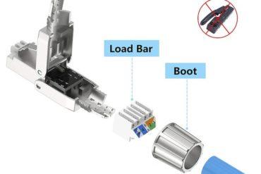 cable RJ45 sans outil 370x247 - Fabriquer un câble RJ45 sans outil