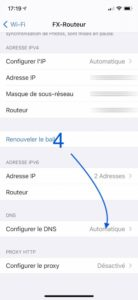 changer DNS iphone 3 138x300 - Changer de DNS sous Android ou iOS