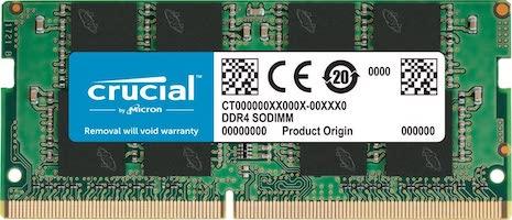 crucial 4Go DDR4 - NAS DIY 4 baies à 300€ : Plex, 4K, Docker, virtualisation...