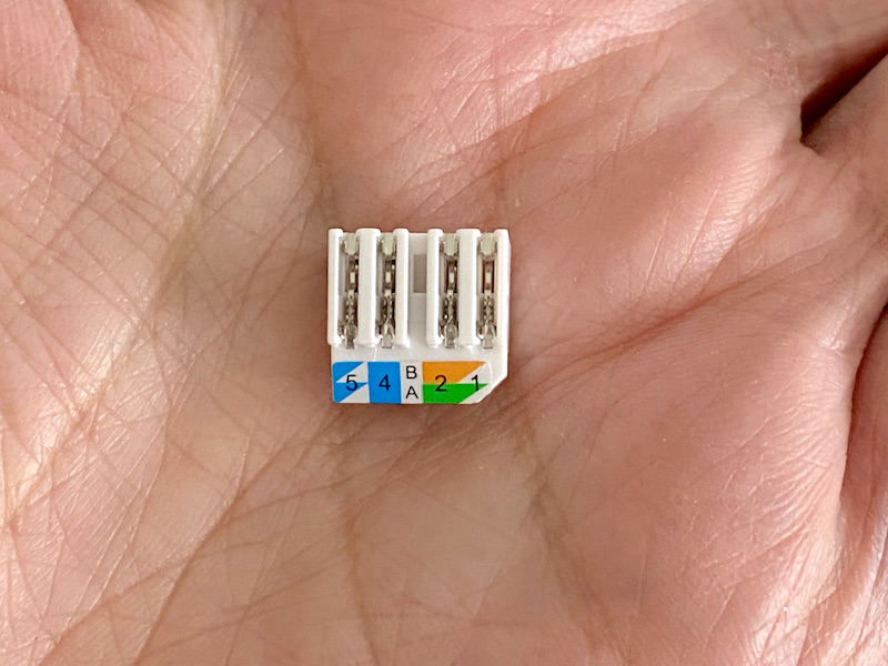 guide couleur - Fabriquer un câble RJ45 sans outil