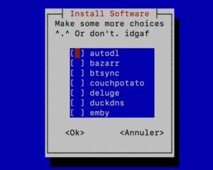 swizzin software 1 300x240 - Créer votre Seedbox en 20 minutes avec Swizzin (Kimsufi, VPS...)