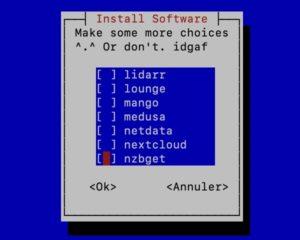 swizzin software 3 300x240 - Créer votre Seedbox en 20 minutes avec Swizzin (Kimsufi, VPS...)
