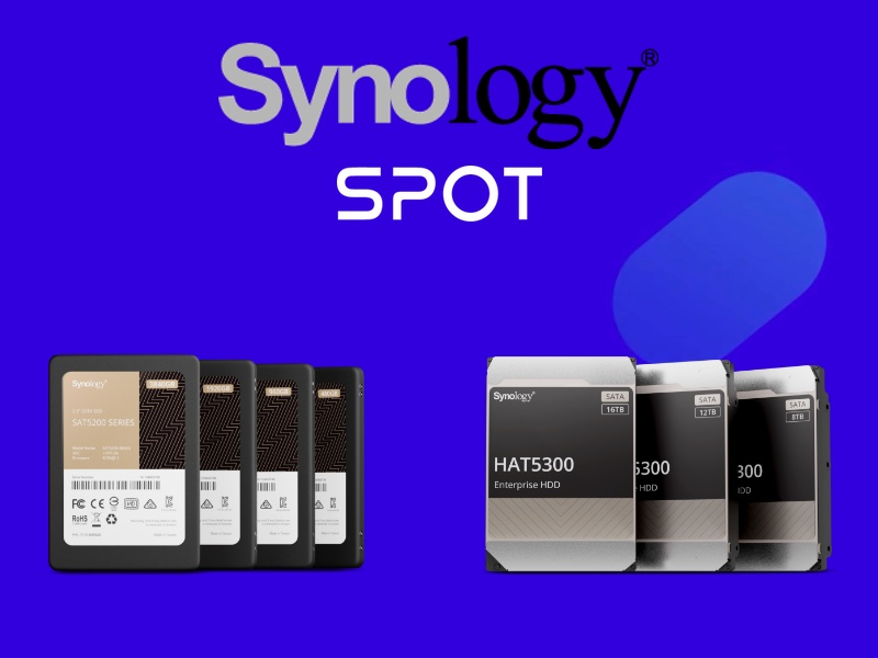 synology webinar maris 2021 - [BRÈVE] Prochain Webinar Synology le 30 mars