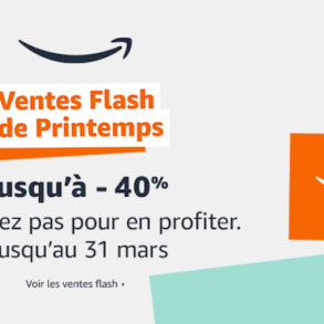 ventes flash printemps 293x293 - Ventes Flash de printemps du 22 au 31 mars
