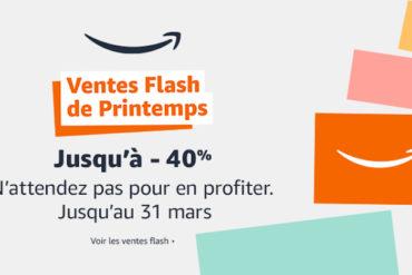ventes flash printemps 370x247 - Ventes Flash de printemps du 22 au 31 mars