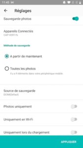 AiFoto Sauvegarde 169x300 - Alternatives à Google Photos avec un NAS Asustor
