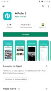 Asustor AiFoto 3 169x300 - Alternatives à Google Photos avec un NAS Asustor