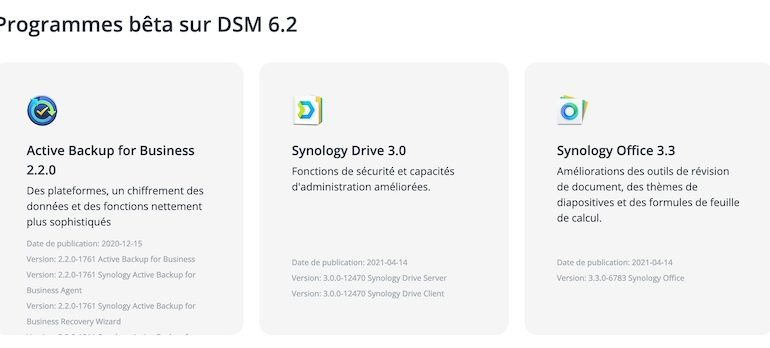 Synology Drive Office
