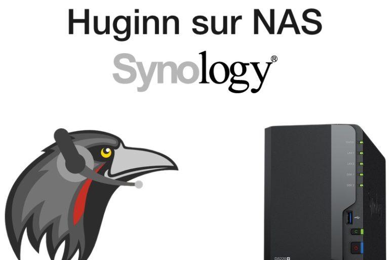 Huginn NAS Synology