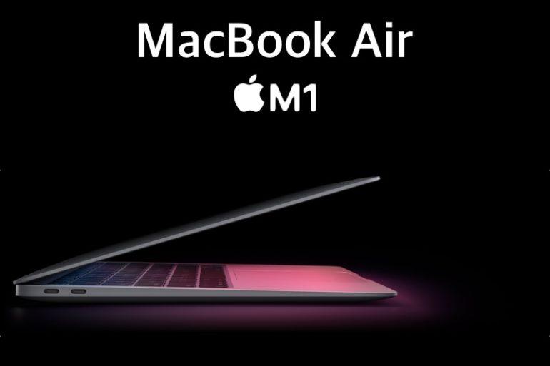 Macbook air M1 770x513 - MacBook Air M1 : Avis après 1 mois