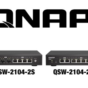 QNAP QSW 2104 2S QSW 2104 2T 293x293 - QNAP QSW-2104-2S et QSW-2104-2T